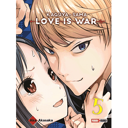 Kaguya-sama: Love is War #05