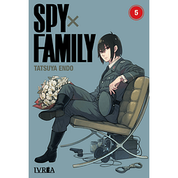 SPY x FAMILY #5