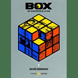 BOX (Vol.1) Hay algo dentro de la caja