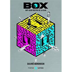 BOX (Vol.2) Hay algo dentro de la caja