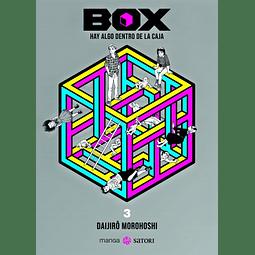 BOX (Vol.3) Hay algo dentro de la caja