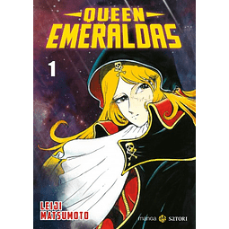 Queen Emeraldas Vol.1