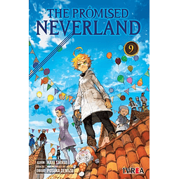 The Promised Neverland #09