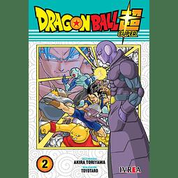 Dragon Ball Super #02