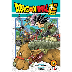 Dragon Ball Super #06