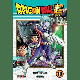 Dragn Ball Super #10