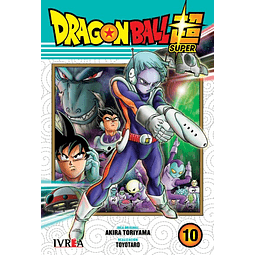 Dragon Ball Super #10