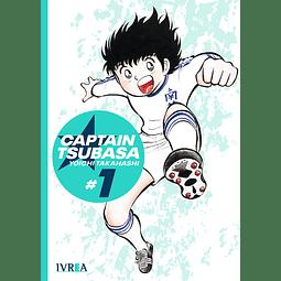 Captain Tsubasa #01