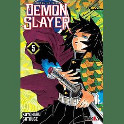 Demon Slayer - Kimetsu No Yaiba #05