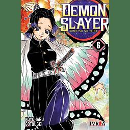 Demon Slayer - Kimetsu No Yaiba #06