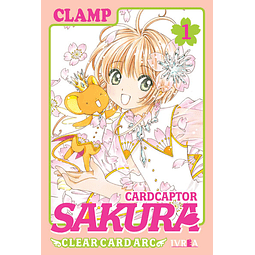 CardCaptor Sakura: Clear Card Arc  #01