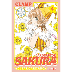 CardCaptor Sakura: Clear Card Arc #04