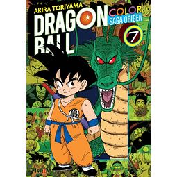 Dragon Ball Color - Saga Origen Tomo #7