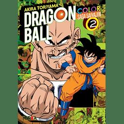 Dragon Ball Color - Saga Saiyajin #2