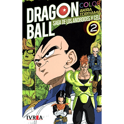 Dragon Ball Z Color - Saga Androides y Cell #2
