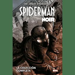 Marvel Omnibus. Spiderman Noir: La colección completa