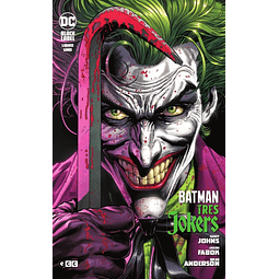 Batman: Tres Jokers #1 de 3