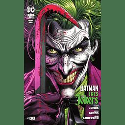 Batman: Tres Jokers #1 de 3