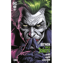 Batman: Tres Jokers #2 de 3