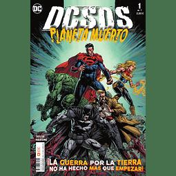 DCsos: Planeta muerto Pack (1 y 2)