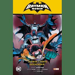 Batman y Robin Vol.03: ¡Batman y Robin deben morir! (Batman Saga - Batman y Robin Parte 6)