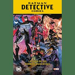 Batman: Detective Comics Vol.06 - La caída de los hombres murciélago (Renacimiento Parte 7)