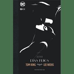 Batman: Días fríos - Edición Deluxe limitada en blanco y negro