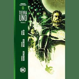 Green Lantern: Tierra Uno Vol.02