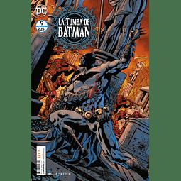 La tumba de Batman #09 de 12