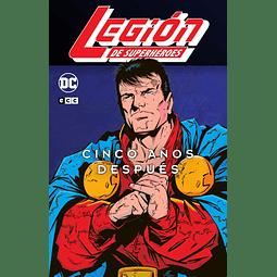 Legión de Superhéroes: 5 años después Vol.1 de 3