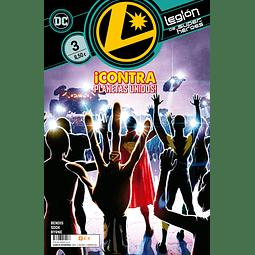 Legión de Superhéroes #03