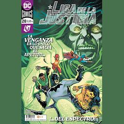 Liga de la Justicia #106 / 28