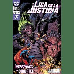 Liga de la Justicia #108 / 30