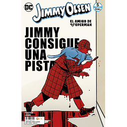 Jimmy Olsen, el amigo de Superman núm. 05 de 6