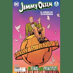Jimmy Olsen, el amigo de Superman núm. 06 de 6