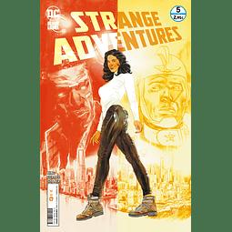 Strange Adventures núm. 05 de 12