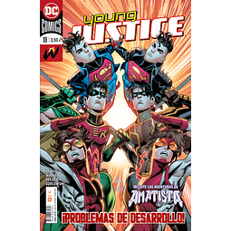 Young Justice núm. 18