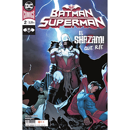 Batman / Superman #02