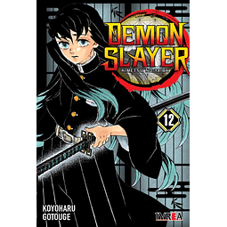 Demon Slayer - Kimetsu No Yaiba #12