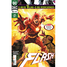 Flash #54 / 40