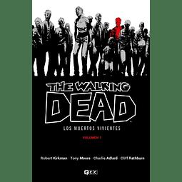 The Walking Dead (Los muertos vivientes) Vol.01 de 16
