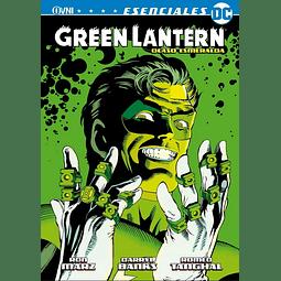 Esenciales DC Green Lantern: Ocaso Esmeralda