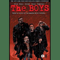 THE BOYS #11