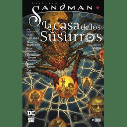 Universo Sandman - La Casa de los Susurros Vol.2: Ananse