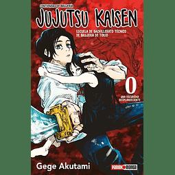 Jujutsu Kaisen #0