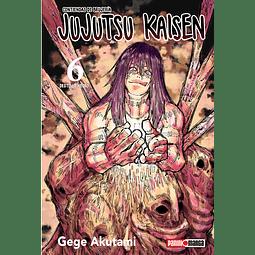 Jujutsu Kaisen #6