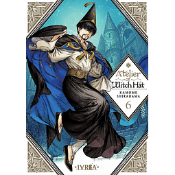 Atelier Of Witch Hat #06