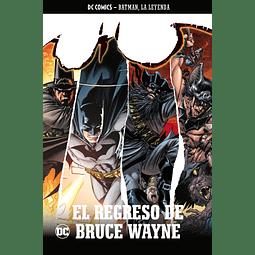 Batman, La Leyenda #32: El Regreso de Bruce Wayne