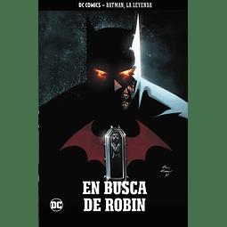 Batman, La Leyenda #33: En busca de Robin