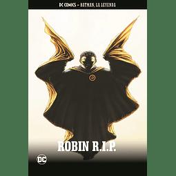 Batman, La Leyenda #37: Robin R.I.P.
